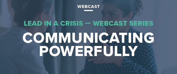 Communicating Powerfully