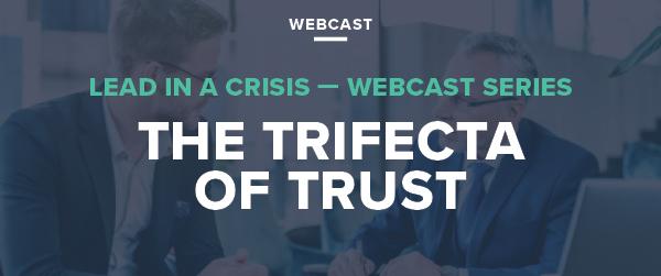 The Trifecta of Trust